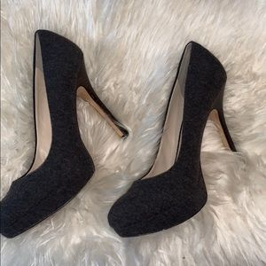 EUC!! Joan & David platform heels, size 8
